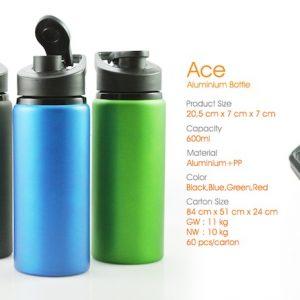 Aluminium Botol